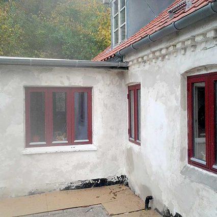 Huset fra en anden vinkel