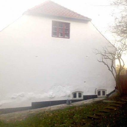 Nykalket hus efter renoveringen